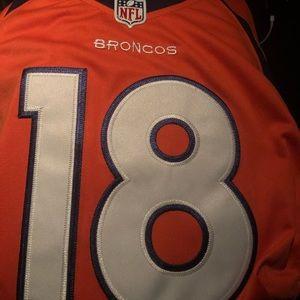 Ladies Payton Manning Broncos Jersey.